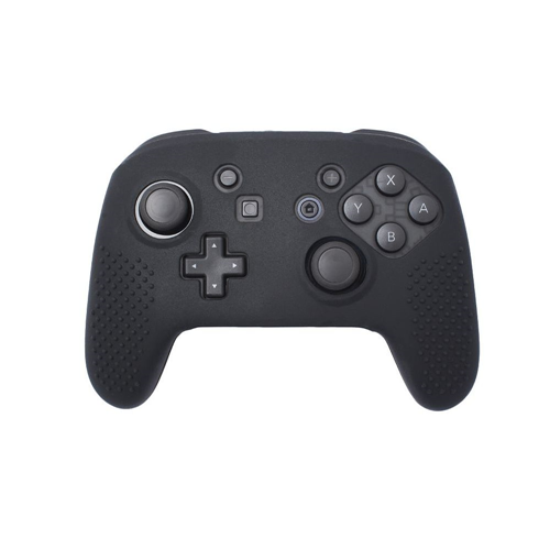 Insten Protective Silicone Skin Case For Nintendo Switch Pro Controller, Black