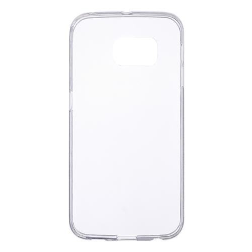 Blu Element BCTS6ECL Étui Clair Gel Skin Samsung GS6 edge Clair
