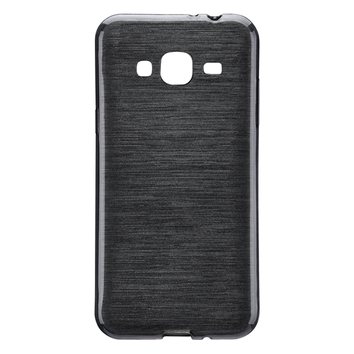 Blu Element BBTJ3BK Brushed TPU Galaxy J3 Black