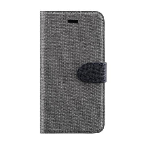 Blu Element B21S7GR Étui 2 en 1 Folio Samsung Galaxy S7 Gris/Bleu