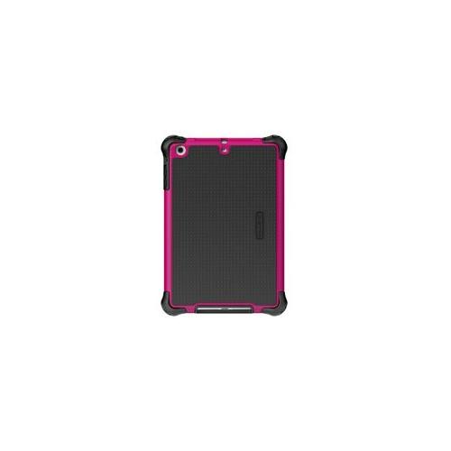 Ballistic TJ1284A19P Étui Tough Jacket iPad Mini 1/2/3 Noir/Rose