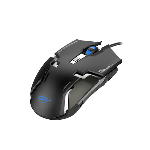 Havit HV-MS749 USB 2.0 Gaming Mouse_Black