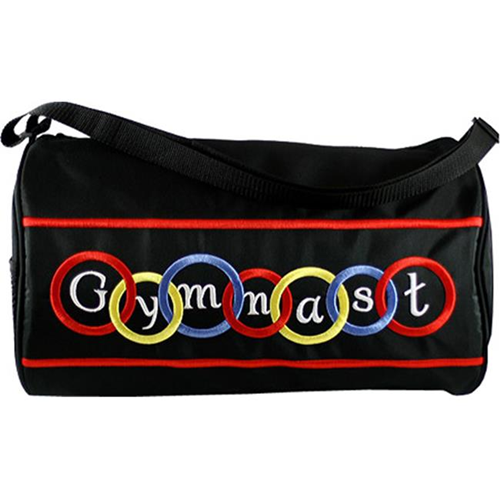 Sassi Designs GYM-01 Bright Colored Embroidery Gymnastics Duffel Bag   Duffle  Bags - Best Buy Canada 24cf77ac5d436