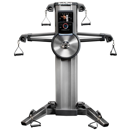 Nordictrack fusion cst home gym equipment