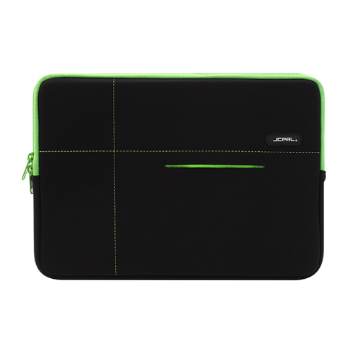 "JCPal Neoprene Classic Sleeve for 13"", Green"