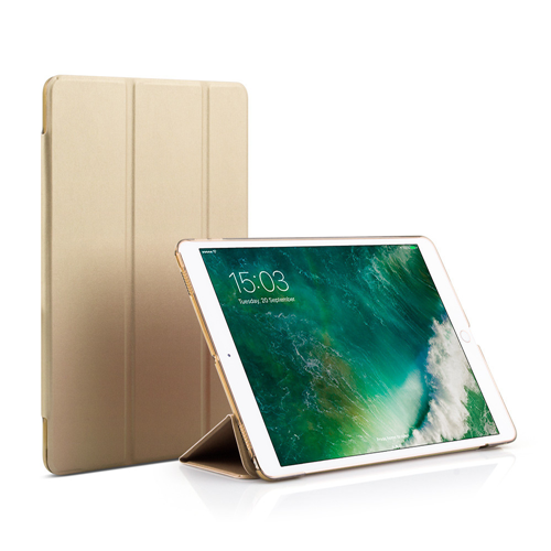 "JCPal Casense Folio Case for iPad Pro 10.5"", Gold"