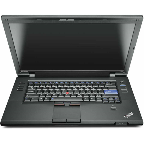 LENOVO L512 I5 520M 2.4 4GB 320GB 15.6W DVDRW WIN10 HOME 1YR - Refurbished