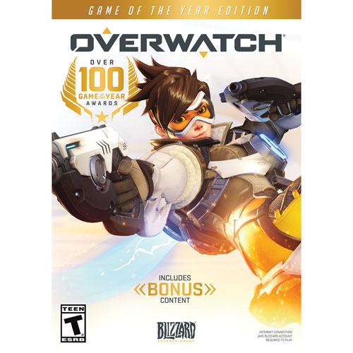 Overwatch édition Game of the Year (PC)