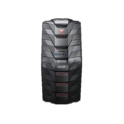 Acer Predator G3 PC (Intel Core i7-7700 / 2 TB HHD / 16 RAM / NVIDIA GeForce GTX 1060) - (DG.E04AA.005)