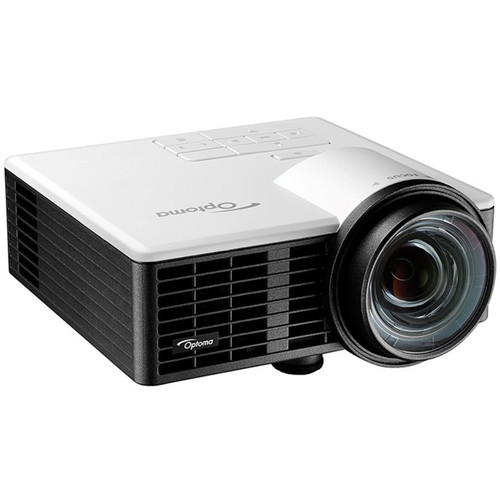OPTOMA Bright and Portable Projector (ML750ST)