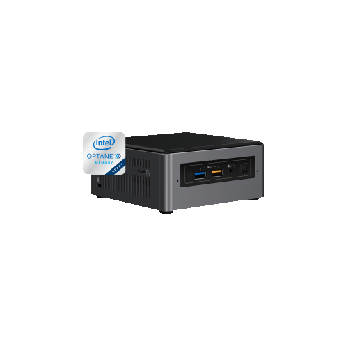 Intel NUC Kit Barebone Mini PC (Intel Core i5-7260U / Intel Iris Plus Graphics 640) - (BOXNUC7I5BNH)