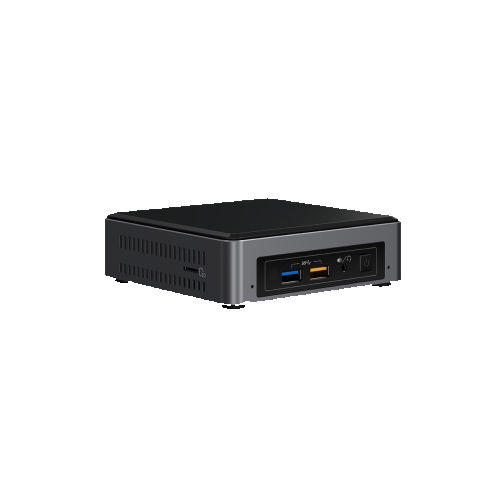 Intel Boxed NUC Kit Barebone Mini PC (Intel Core i5-7260U / Iris Plus Graphics 640) - (BOXNUC7I5BNK)