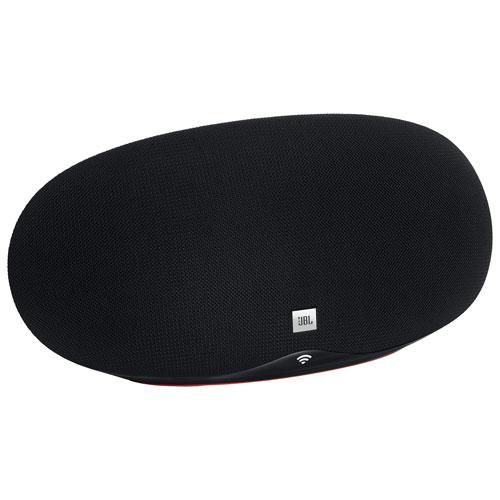 JBL Playlist Bluetooth Wireless Speaker with Built-in Chromecast - Black