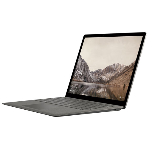 "Microsoft Surface 13.5"" Laptop -Gold (7th Gen Intel Core i5-7200U/256GB SSD/8GB RAM/Win 10S) -French"
