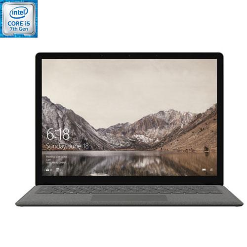 "Microsoft Surface 13.5"" Laptop-Gold (7th Gen Intel Core i5-7200U/256GB SSD/8GB RAM/Win 10 S)-English"