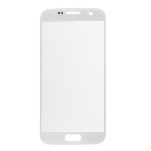 Samsung Galaxy S7 G930/G930F/G930A/G930V/G930P/G930T/G930R4/G930W8 Glass  Lens Replacement - White