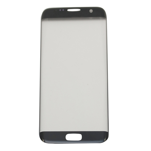 samsung galaxy s7 edge g935w8 top glass upper glass replacement black cell phone parts. Black Bedroom Furniture Sets. Home Design Ideas