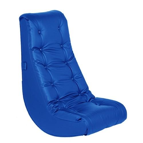Kids Soft Rocker Chair- Blue