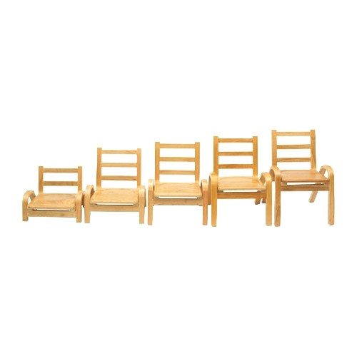 """Angeles NaturalWood Collection 13"""" Chair"""