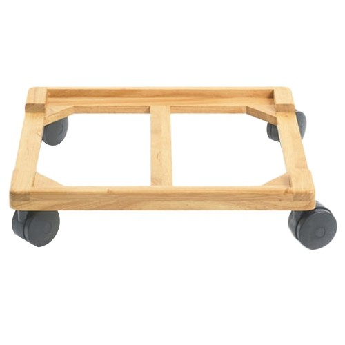 Angeles NaturalWood Chair Cart