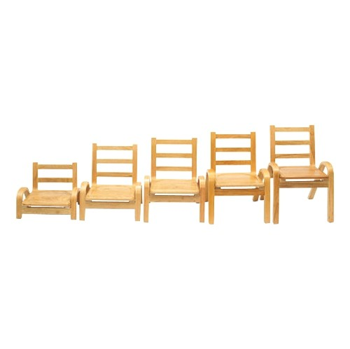 """Angeles NaturalWood Collection 7"""" Chair"""