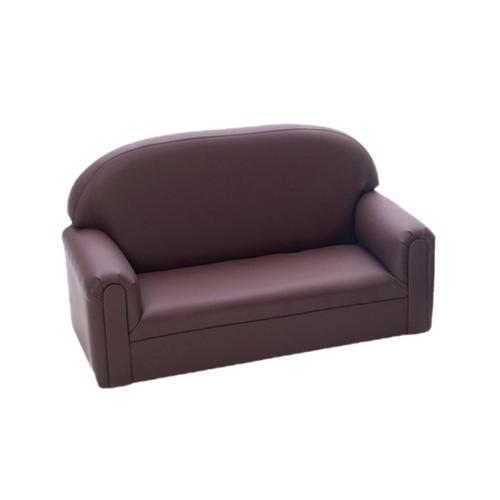 Toddler Enviro-Child Upholstery Chocolate Sofa