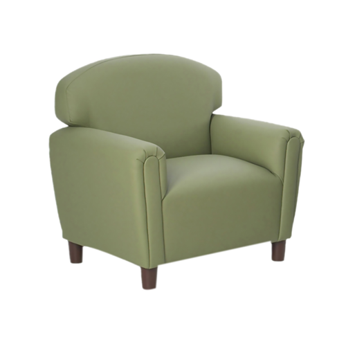 Preschool Enviro-Child Upholstery Sage Chair