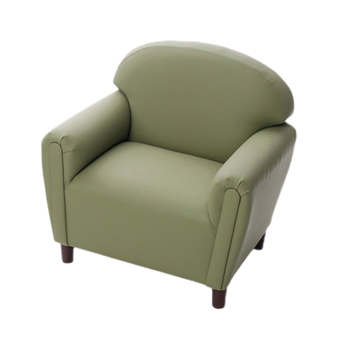 School Age Enviro-Child Upholstery Sage Chair