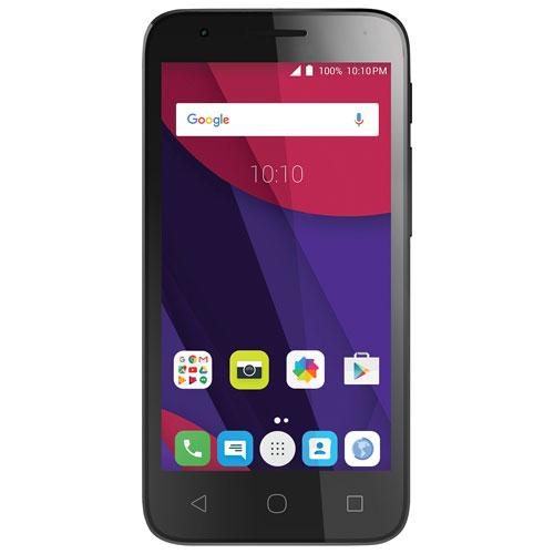 telus alcatel pixi 4 8gb black prepaid android phones rh bestbuy ca Verizon LG User Manual Verizon LG Flip Phone Manual