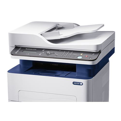 XEROX WorkCentre 3215 Monochrome Wired/Wireless All-In-One Laser Printer - (3215/NI)