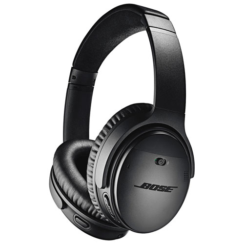 4d4fe01d064 Bose QuietComfort 35 II Over-Ear Noise Cancelling Bluetooth Headphones |  Best Buy Canada