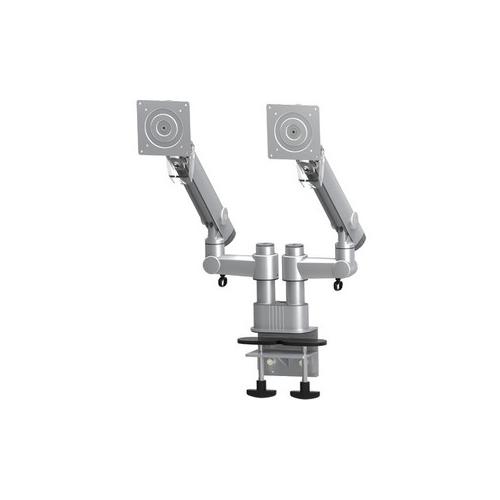 Dynafly EGDF-302D Dual Adjustable Monitor Arm