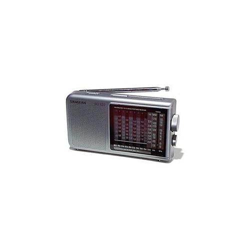 Sangean America AM FM 10 Shortwave World Band Receiver SG 622 Other Portable Speakers