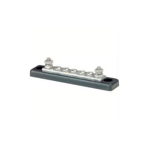 New Blue Sea 2304B 5 screw 100 Amp  mini busbar