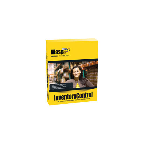 Wasp Inventory Control RF Professional Software (633808342067)