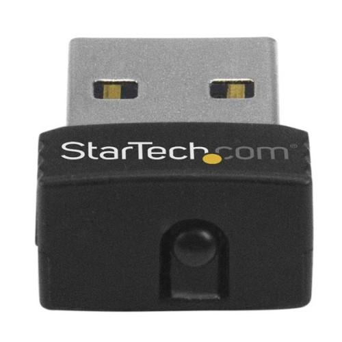 Startech USB 150Mbps Mini Wireless N Network Adapter (USB150WN1X1)
