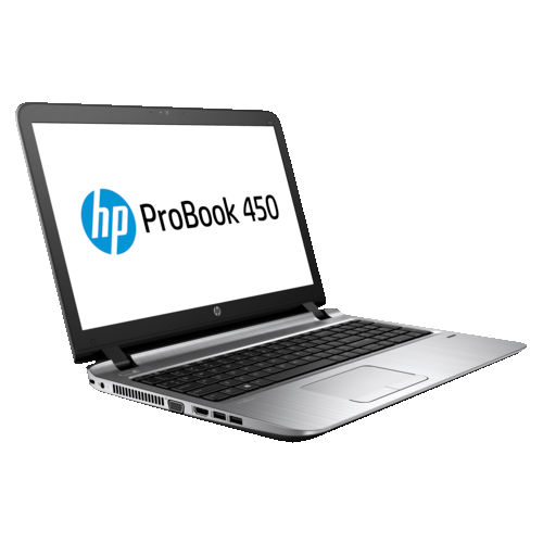 HP ProBook 450 G3 15.6in Laptop (Intel Core i5 / 500GB / 8GB RAM / Windows 10 Pro 64-bit) - W0S81UT#ABA