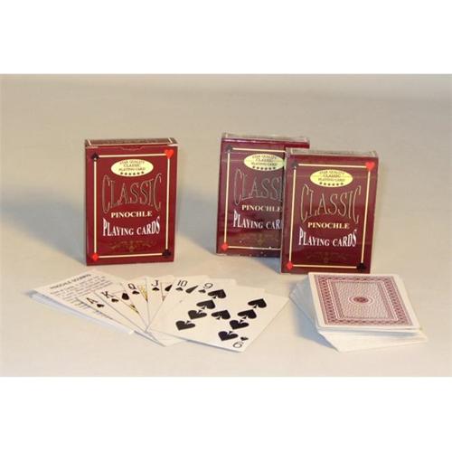 John Hansen 31104 Pinochle Cards Game