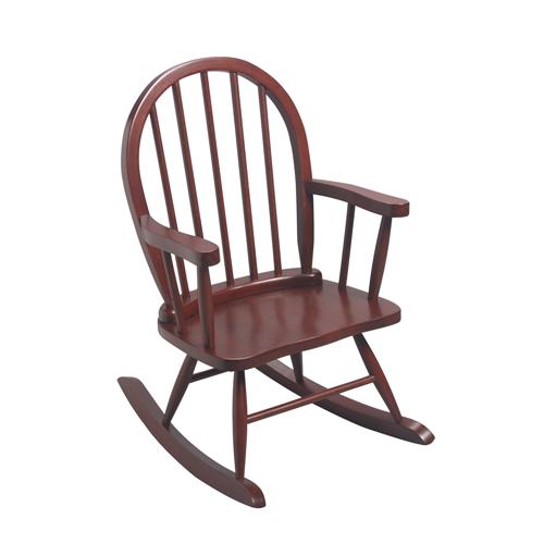 Windsor Childrens Rocking Chair Cherry