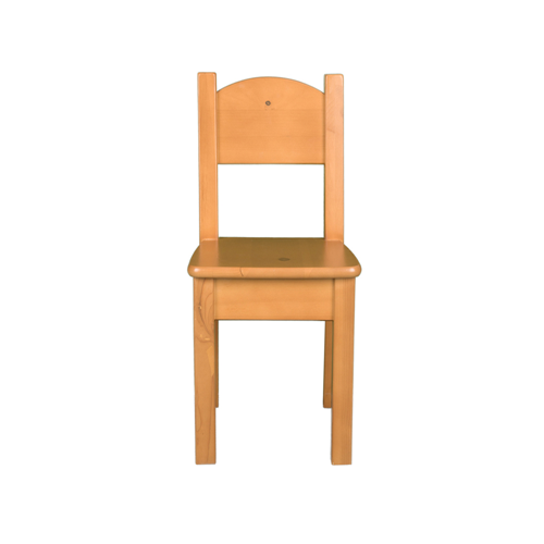 Little Colorado Kids Seating Open Back Chair Honey Oak