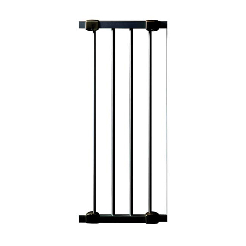 Kidco Wall Mounted Extension Kit Black 10""