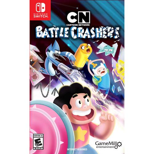 Cartoon Network: Battle Crashers (Switch) - Anglais