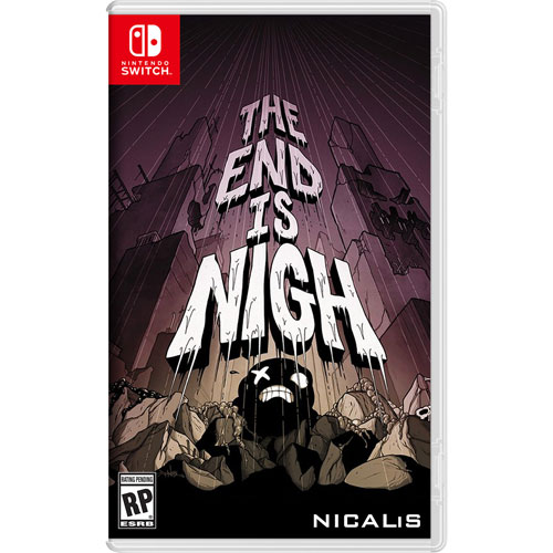 The End Is Nigh (Switch) - English