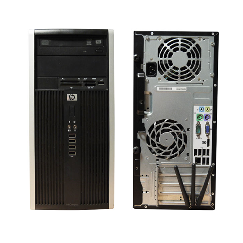 HP 6200 PRO MT I5 2400 3.1 GHZ 8.0 GB 500GB DVD/RW WIN10 PRO - refurbished