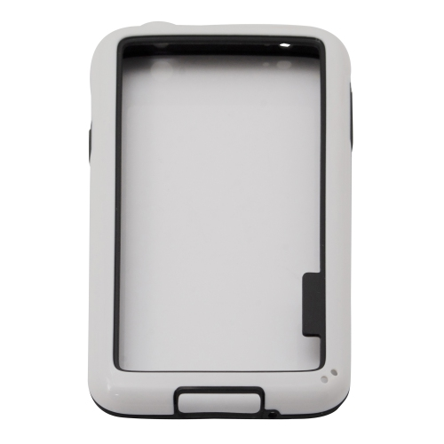 Esource Parts Fitted Hard Shell Case for Samsung Galaxy S5 - White