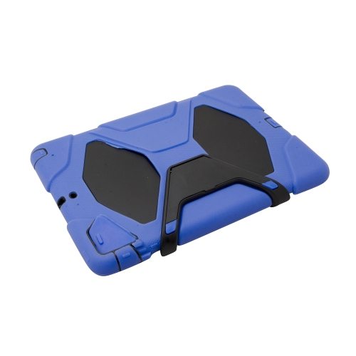Heavy Duty Protective Case Cover for Apple iPad Air 1 - Ultra Blue