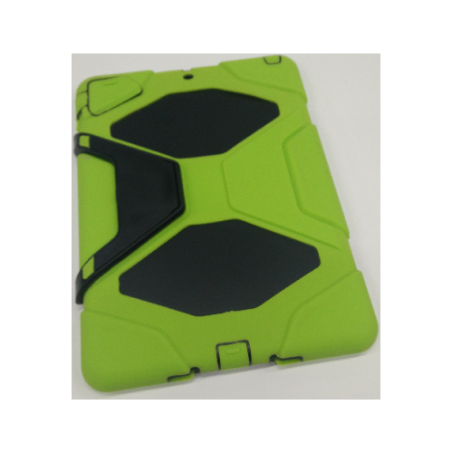 Heavy Duty Protective Case Cover for Apple iPad Air 1 - Green