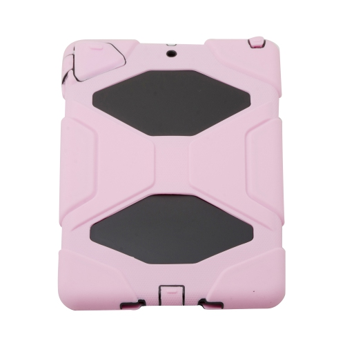 Heavy Duty Protective Case Cover for Apple iPad Air 5 - Pink