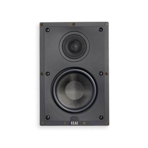 "ELAC IW-D61-W Debut Series 6.5"" In Wall Speaker- Each"
