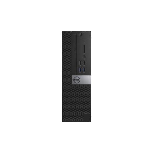 Dell OptiPlex 7000 7050 Desktop Computer - Intel Core i7 (7th Gen) i7-7700 3.60 GHz - 8GB DDR4 SDRAM - 1TB HDD - Windows 10